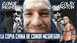 LA COPIA CHINA DE Conor McGregor