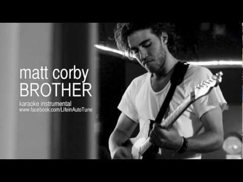 Matt Corby - Brother (Karaoke Instrumental)