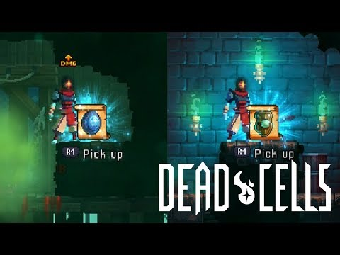 Playing with dead cells blueprint extractor dead cells the brutal update how to get the counter shield blueprint and punishment malvernweather Gallery