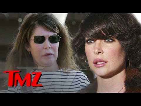 Lara Flynn Boyle -- Mystery Behind Shocking New Photographs | TMZ