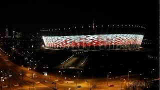 OSRAM oświetla Stadion Narodowy