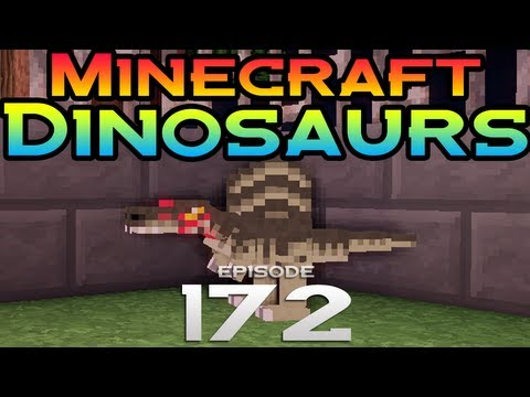 Minecraft Dinosaurs! - Episode 172 - Spinosaurus Can't Be Tamed from YouTube · Duration:  28 minutes 36 seconds