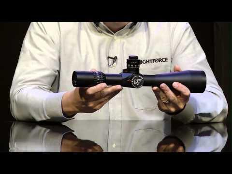 NFO Overview 5 25x56 F1 B E A S T Riflescope HD