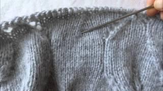 Вязание ( берет )