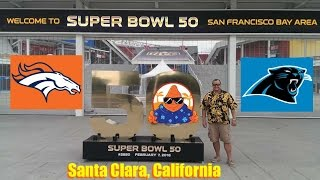 NFL Super Bowl 50 Carolina Panthers vs Denver Broncos at 49er s Levi's Stadium Santa Clara - NachoTV