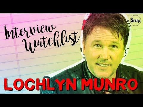 Lochlyn Munro Riverdale : sa watchlist séries idéale !