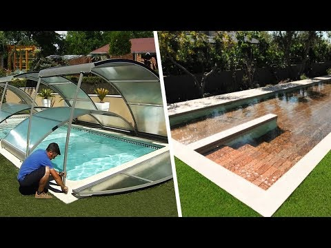 POOLS THAT ARE ON ANOTHER LEVEL