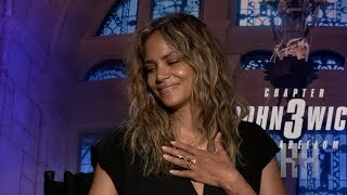 How Halle Berry Really Feels About All Those Rap Songs About Her