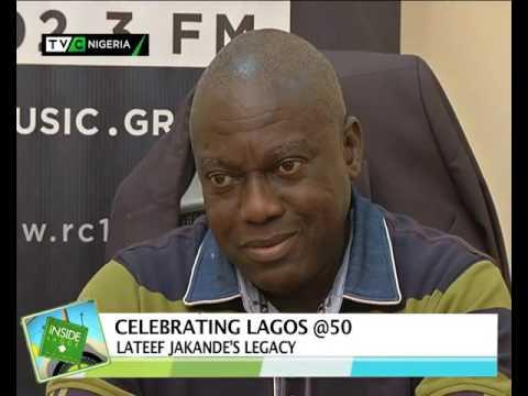 Inside Lagos |  Lagos @50: Lateef Jakande's legacy
