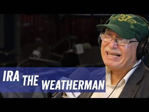 Ira The Weatherman  Jay Thomas, Donald Trump, Zumba  Jim Norton & Sam Roberts