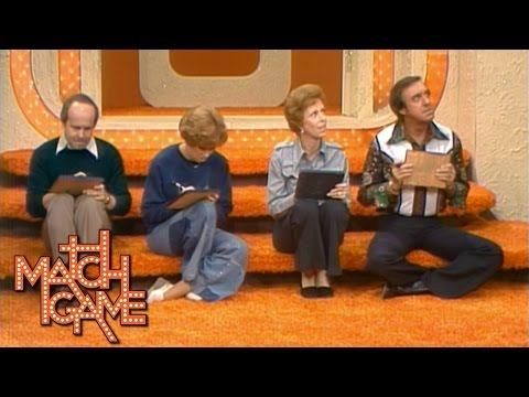 Match Game  Carol Burnett & Friends! Jan. 31, 1978