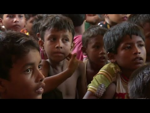 Rohingya crisis becomes humanitarian disaster