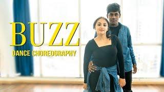 Buzz | Aastha Gill ft. Badshah | Dance Choreography | Natya Social