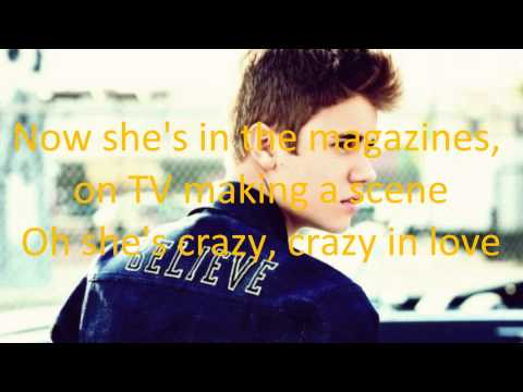 Justin Bieber - Maria (with Lyrics)