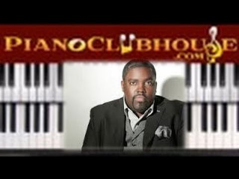 "♫ How to play ""WITHHOLDING NOTHING"" by William Mcdowell (piano lesson tutorial)"
