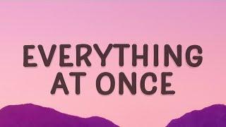 Lenka - Everything At Once (Lyrics)