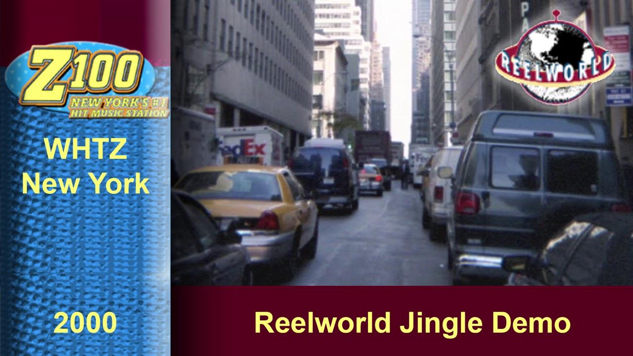 Z100 New York Jingle Demo (2000) - YouTube