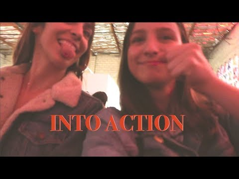 I've Never Been To Anything Like This (#intoaction)