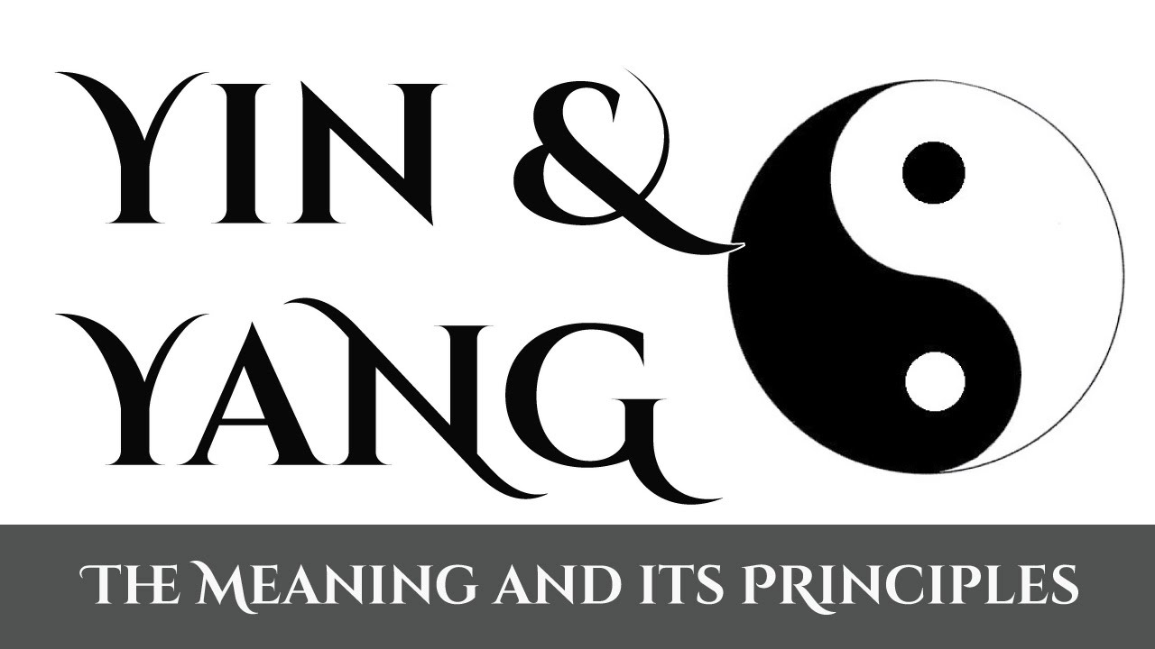 an essay on the importance of the symbol yin yang In chinese philosophy, yin and yang describes how seemingly opposite or  contrary forces may  the yin yang (ie taijitu symbol) shows a balance between  two opposites with a  2 history 3 nature 4 symbolism and importance   defense of an essay on the proper renderings of the words elohim and θεός into  the.