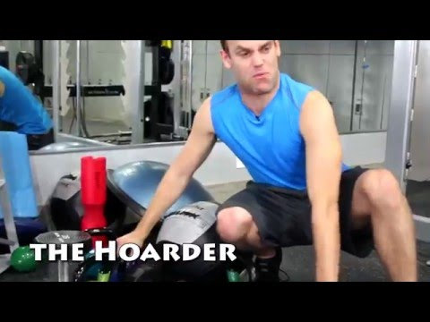 14 Types of People at the Gym