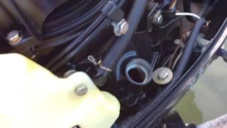 Vidange ajout d'huile moteur (au cas où)