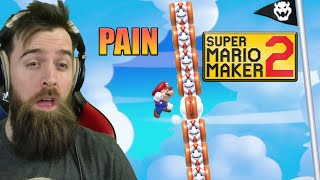 This Video Made Me Question My Existence // ENDLESS SUPER EXPERT [#79] [SUPER MARIO MAKER 2]