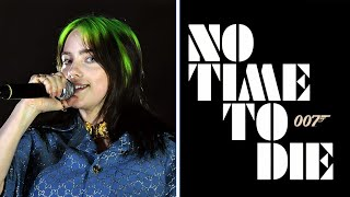 Billie Eilish Drops 'No Time To Die' Bond Theme Song But Fans Have Mixed Feelings About It | MEAWW