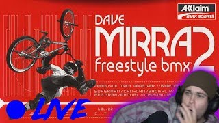 Dave Mirra Freestyle BMX 2! Say Whats up!