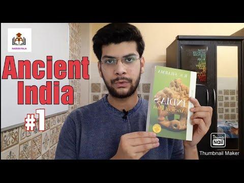 Ancient India By R.S Sharma l Book Review l Nadeem Raja l UPSC.