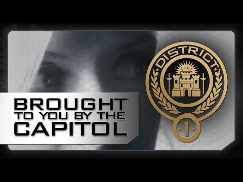 DISTRICT 1 - A Message From The Capitol - The Hunger Games: Catching Fire (2013)