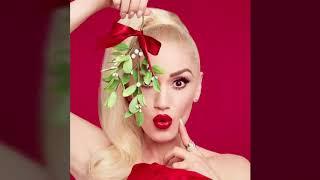 Gwen Stefani - Santa Baby (Lyric Video)
