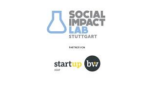 Social Impact Lab Stuttgart - Partner von ASAP BW