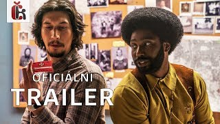 BlacKkKlansman (2018) - Trailer / Adam Driver, Topher Grace