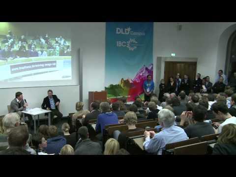 DLDCampus 2012: Public Lecture Niklas Zennström - Complete (3/3)