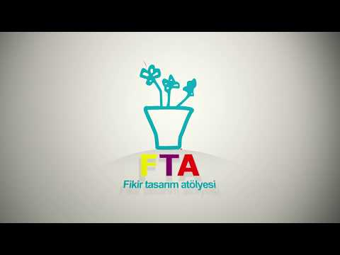 Fikir Tasarım Atölyesi Logo Animasyonu