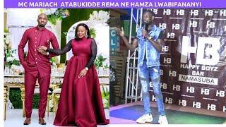 MC MARIACH AVULUZE REMA NE HAMZA MUSUSE OKUTWERAGIRAKO KU FACE BOOK BYAKIGYEGA