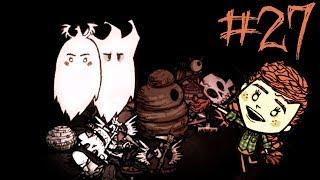 ZGINĄĆ W WALCE TO ZASZCZYT - Zagrajmy w Don't Starve Together z Mangetsuu #27