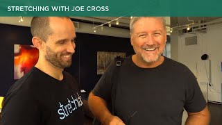 Stretching With Joe Cross