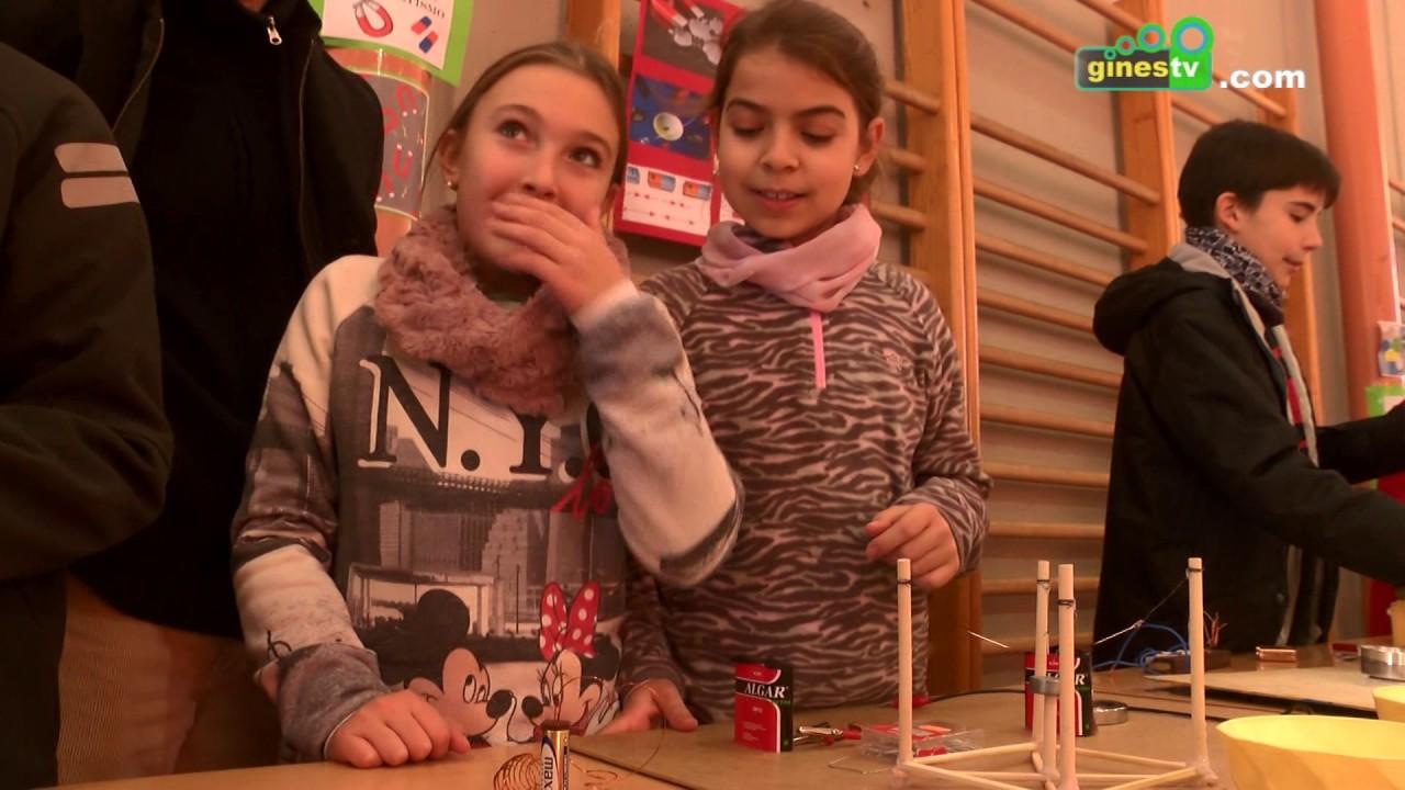 La ciencia fue la gran protagonista de la semana en el colegio Nuestra Señora de Belén
