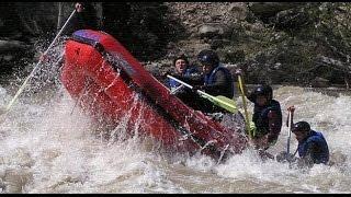 Экстремальный сплав по реке Катунь. Горный Алтай. [Rafting on the Katun-river. Altai Mountains](Видеоотчет о сплаве в мае 2015г. по средней Катуни, в горном Алтае. 3-4 категории сложности., 2015-06-13T11:53:03.000Z)