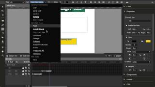 Building an Ad Banner with Google Web Designer