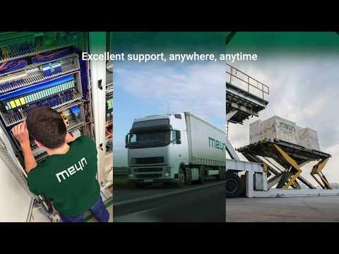 Meyn's Smart Labor Solutions