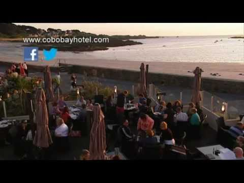 Cobo Bay Hotel, Guernsey, Full Video.