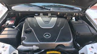 Mercedes ML 400 CDI  W163 2003 (V8-250HP)