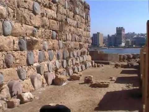 Larnaka, Bejrut (1), Sydon - Cypr i Liban