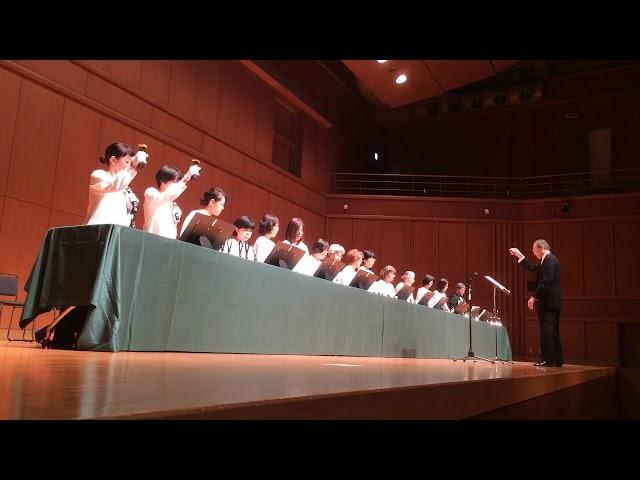 Feliz Navidad, Kobe YMCA Bell-choir (Dir. Nozomu Abe) 2017 Dec,  ハンドベル