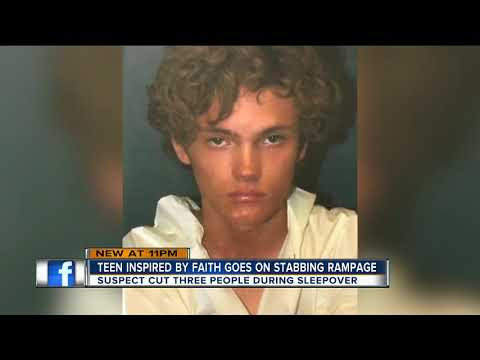 Police: Florida teen killed 1, stabbed 2 others at sleepover because 'of his Muslim faith'