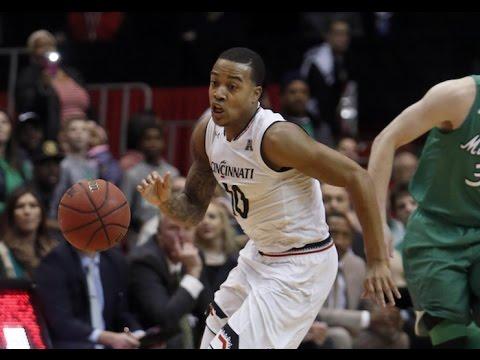 American Men's Basketball Highlights - Cincinnati 56, Temple 50