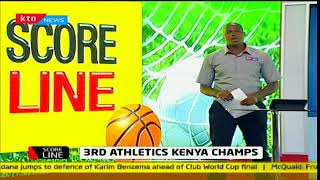 Scoreline: Elijah Manangoi and Hellen Obiri awarded the male and fe...