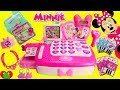 Disney Minnie Mouse Shop N' Scan Talking Cash Register